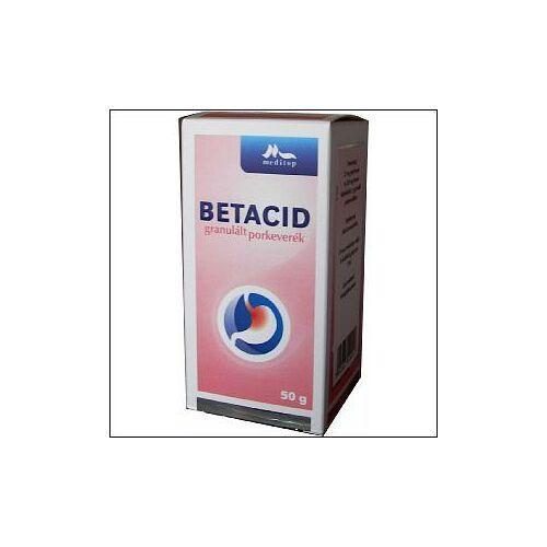 BETACID GRANULATUM BELSŐLEGES OLDATHOZ  50 G