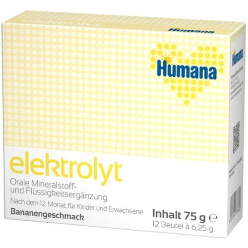 HUMANA ELEKTROLYT 75G