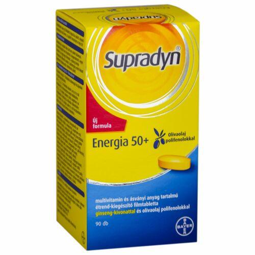 SUPRADYN ENERGIA 50+ FILMTABLETTA 90X