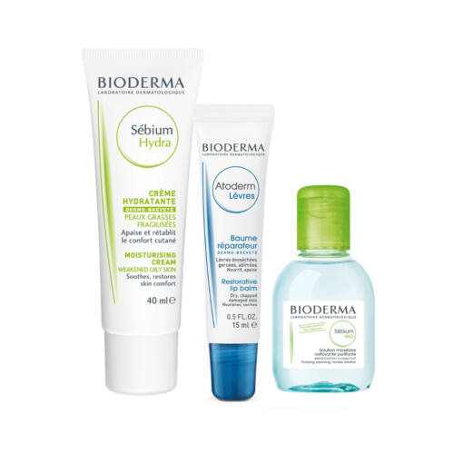 BIODERMA SÉBIUM ISO-KIT