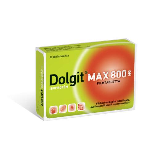DOLGIT MAX 800MG FILMTABLETTA 20X
