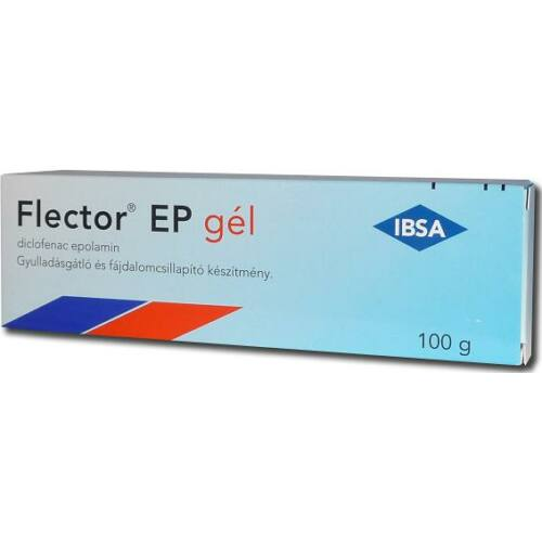 FLECTOR 10MG/G GÉL 100G
