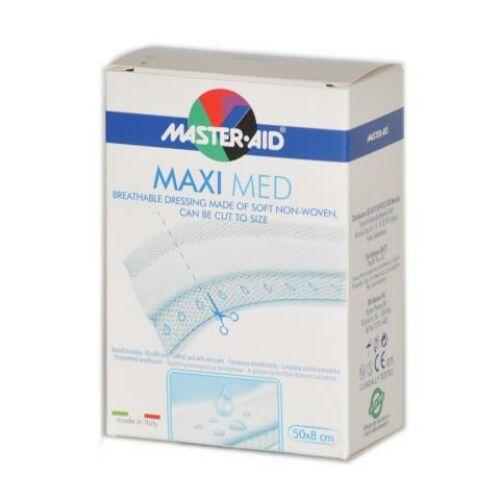 MASTER-AID MAXI MED SEBTAPASZ 50X8CM