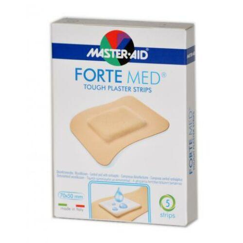 MASTER-AID FORTE MED 10X8CM SEBTAPASZ 10X