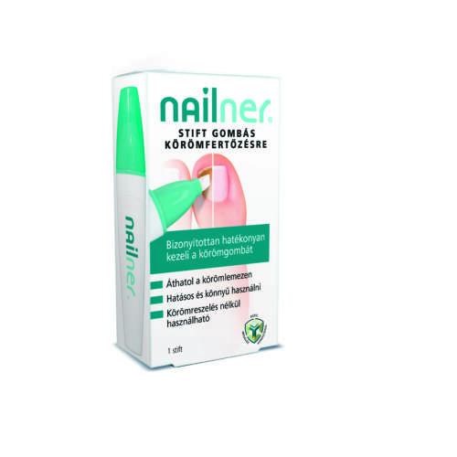 NAILNER STIFT KÖRÖMGOMBA ELLEN 4ML