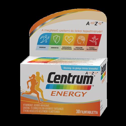 CENTRUM ENERGY TABLETTA 30X