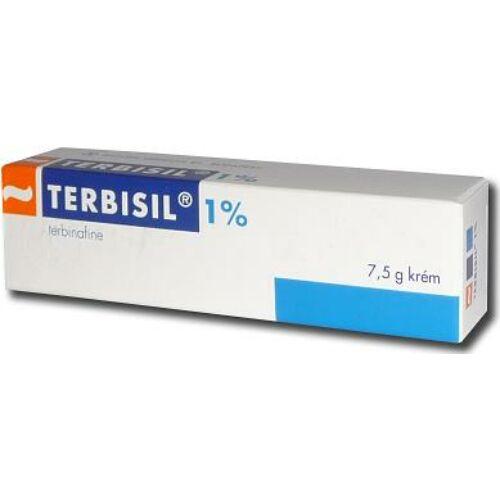 TERBISIL 10MG/G KRÉM  7,5 G