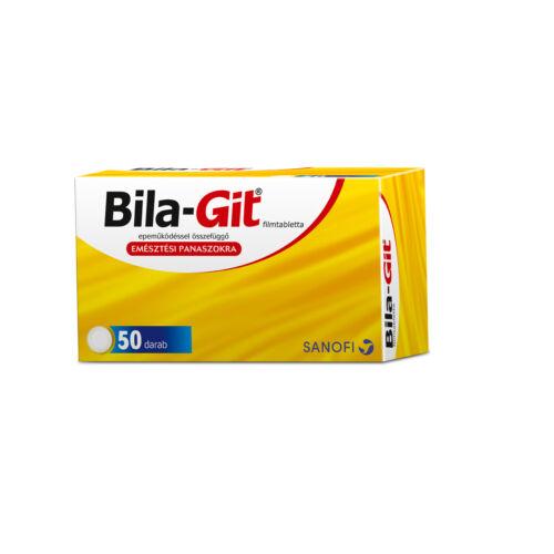 BILA-GIT FILMTABLETTA 50X