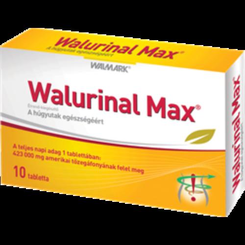 WALMARK WALURINAL MAX TABLETTA 10X