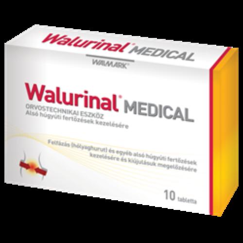 WALMARK WALURINAL MEDICAL TABLETTA 10X