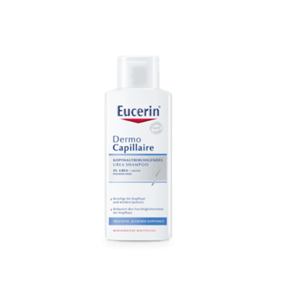 EUCERIN DERMOCAPILLAIRE 5% UREA SAMPON  250ML