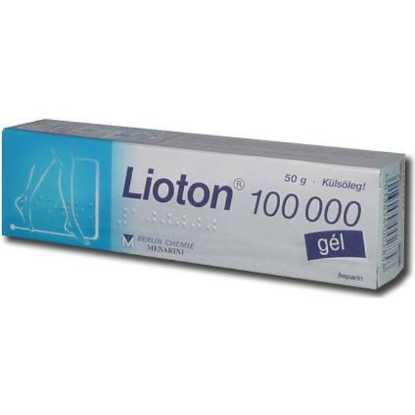 LIOTON 1000NE/G GÉL 50G