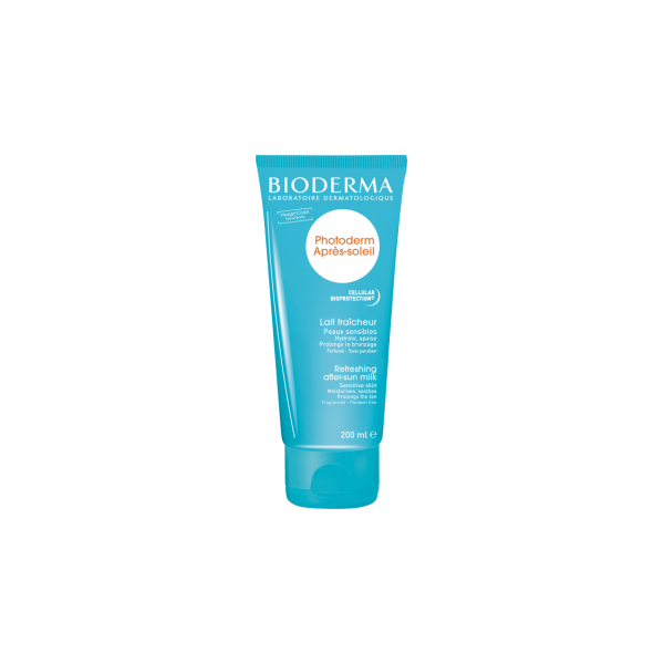 BIODERMA PHOTODERM AFTER SUN TESTÁPOLÓ 200ML