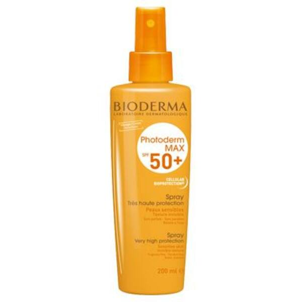 BIODERMA PHOTODERM MAX SPF50+ SPRAY 200ML