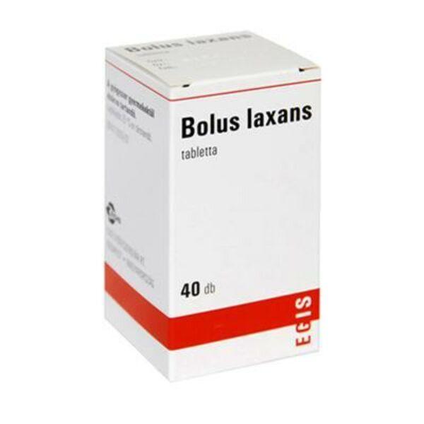 BOLUS LAXANS TABLETTA 40X
