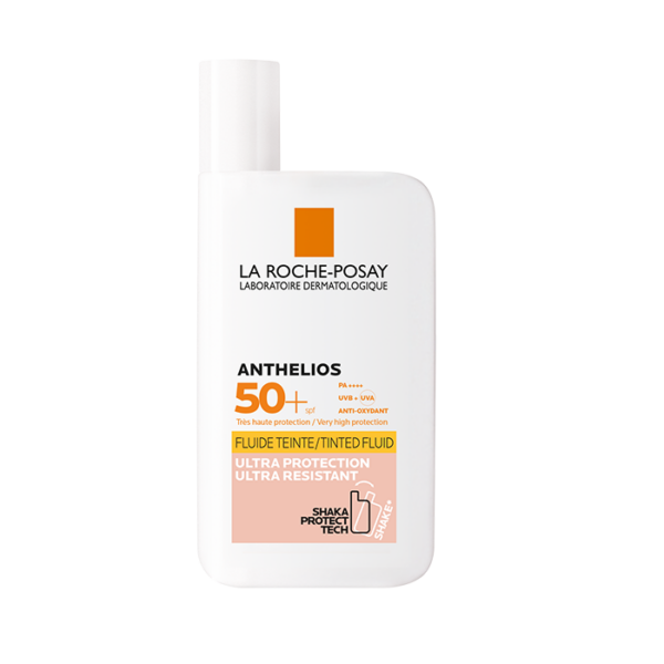 LA ROCHE-POSAY ANTHELIOS SHAKA FLUID SZÍNEZETT SPF50+ 50ML