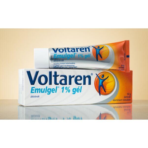 VOLTAREN EMULGEL 1% GÉL 50 G