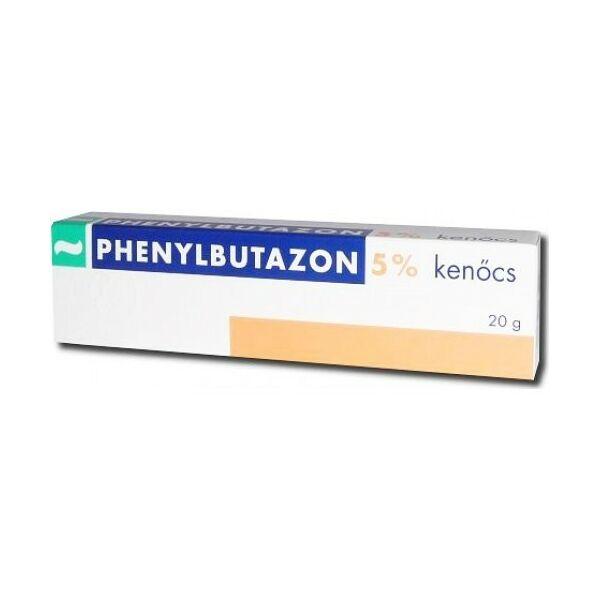 PHENYLBUTAZON-RICHTER 50MG/G KENŐCS 20G