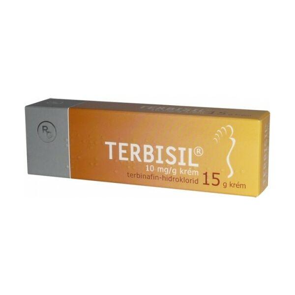 TERBISIL 10MG/G KRÉM 15G