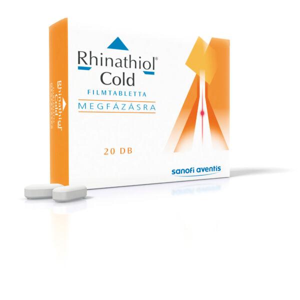 RHINATHIOL COLD 200MG/30MG FILMTABL.ETTA 20X