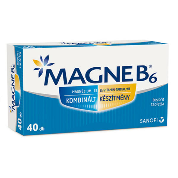 MAGNE B6 BEVONT TABLETTA 40X