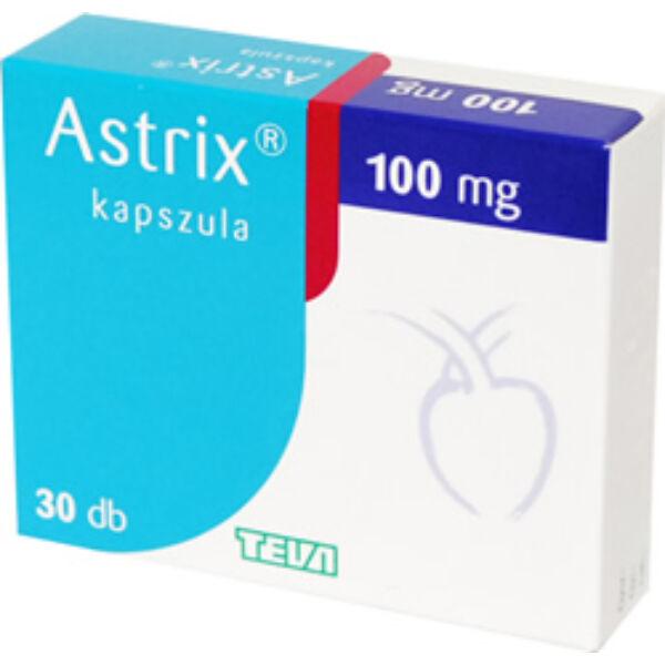 ASTRIX 100 MG GYOMORNEDV ELLENÁLLÓ KAPSZULA 30X