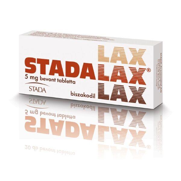STADALAX 5MG BEVONT TABLETTA 50X (Közeli lejárat! 2020.12.31.)