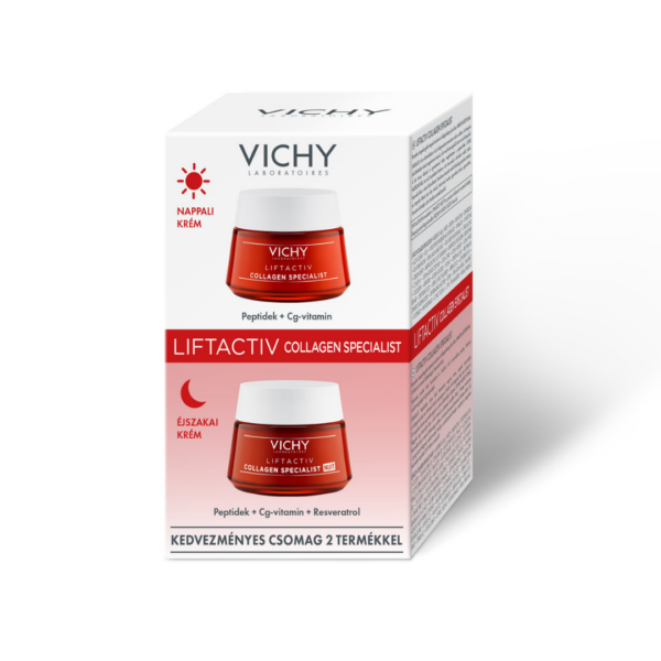 VICHY LIFTACTIV COLLAGEN SPECIALIST DAY&NIGHT BOX